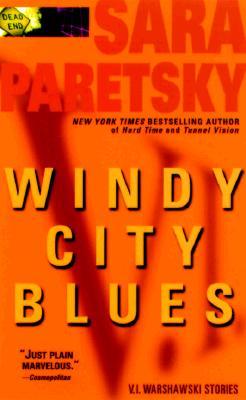 Windy City Blues (V.I. Warshawski Novels (Paperback)), Sara Paretsky