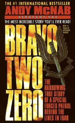 Bravo Two Zero, ANDY MCNAB