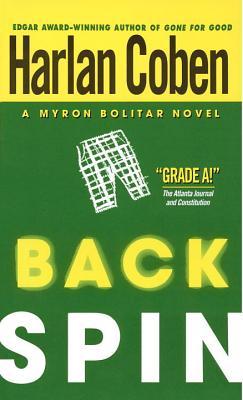 Back Spin (Myron Bolitar Mysteries (Paperback)), HARLAN COBEN