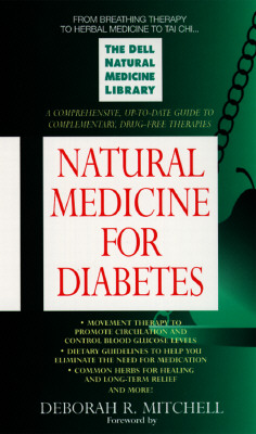 Image for Natural Medicine for Diabetes: The Dell Natural Medicine Library