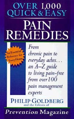 Image for PAIN REMEDIES