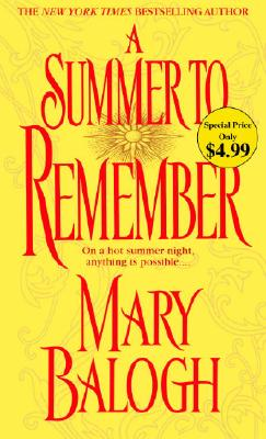 Image for A Summer to Remember (Dell Historical Romance)