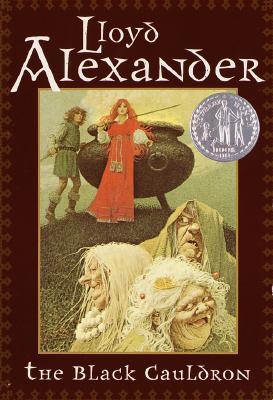 Black Cauldron, The, Alexander, Lloyd