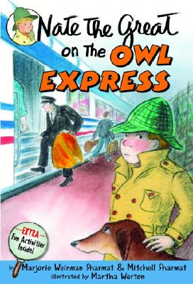 Image for Nate the Great on the Owl Express