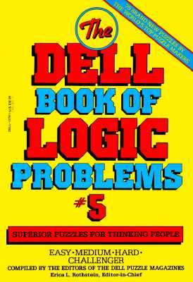 Image for The Dell Book of Logic Problems, Number 5
