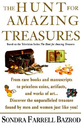 Image for The Hunt for Amazing Treasures