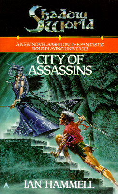 "Image for ""City of Assassins (Shadow World, Book 3)"""