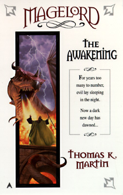Image for Magelord: The Awakening (Magelord Trilogy)