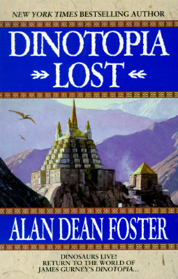 Image for Dinotopia Lost