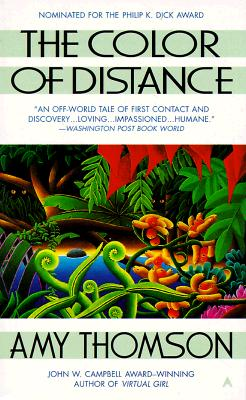 Image for The Color of Distance