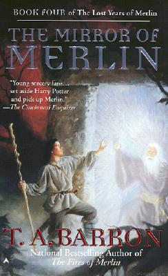 Image for The Mirror of Merlin (Lost Years of Merlin Book Four)