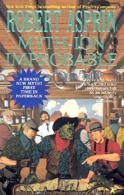 Image for Myth-ion Improbable (Myth Books)