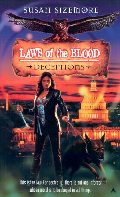 Deceptions (Bk 4 Laws of the Blood), Susan Sizemore