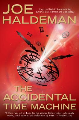 Image for THE ACCIDENTAL TIME MACHINE (signed)