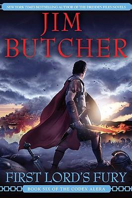 First Lord's Fury (Codex Alera, Book 6), Butcher, Jim