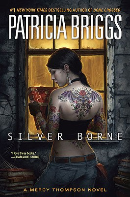 "Image for ""Silver Borne (Mercy Thompson, Book 5)"""
