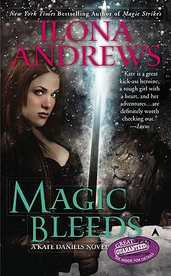 """""""Magic Bleeds (Kate Daniels, Book 4)"""", """"Andrews, Ilona"""""""