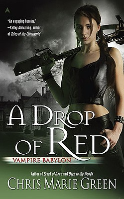 Image for DROP OF RED VAMPIRE BABYLON #004