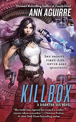 Killbox (Sirantha Jax), Aguirre, Ann