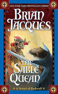 Image for The Sable Quean (Redwall)