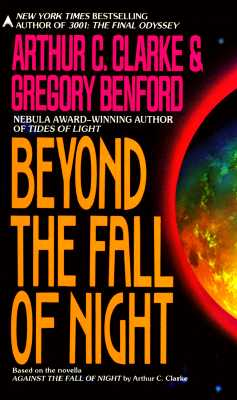 Image for Beyong The Fall Of Night