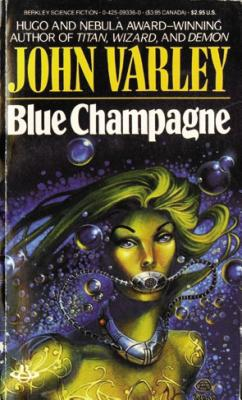 Image for Blue Champagne