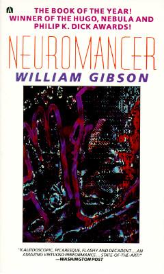 NEUROMANCER, GIBSON, WILLIAM