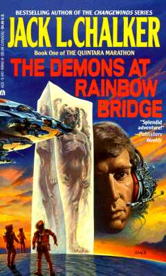 Image for The demons at rainbow bridge