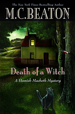 Image for Death of a Witch (Hamish Macbeth Mysteries, No. 25)
