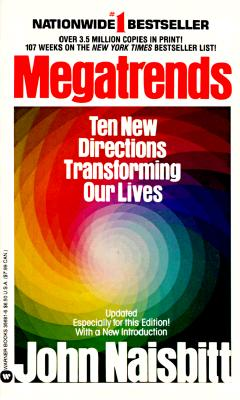 Image for Megatrends: Ten New Directions Transforming Our Lives