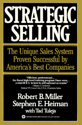 Image for STRATEGIC SELLING