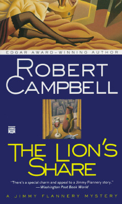 Image for The Lion's Share (Jimmy Flannery Mysteries)
