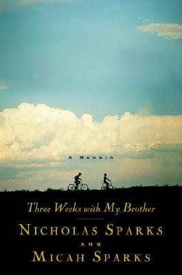 Image for Three Weeks With My Brother  **SIGNED 2X +Photo** Signed by both Nicholas & Micah Sparks