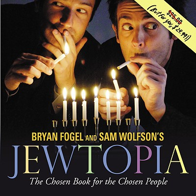 Image for JEWTOPIA THE CHOSEN BOOK FOR THE CHOSEN PEOPLE