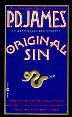 Original Sin, P. D. JAMES