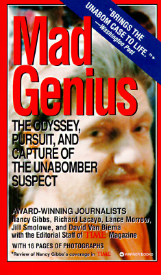Image for Mad Genius: Odyssey, Pursuit & Capture of the Unabomber Suspect