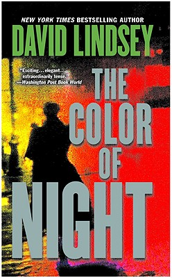 THE COLOR OF NIGHT  A Novel, Lindsey, David