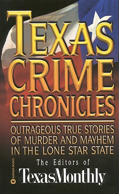 Image for Texas Crime Chronicles