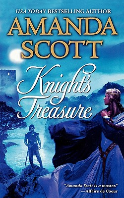 Knight's Treasure, AMANDA SCOTT