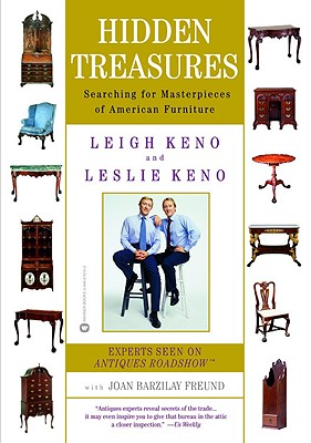 Image for Hidden Treasures: Searching for Masterpieces of American Furniture