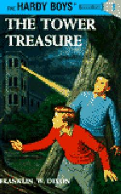Image for TOWER TREASURE HARDY BOYS #01