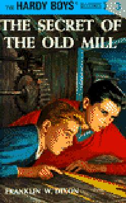 Image for SECRET OF THE OLD MILL HARDY BOYS #03