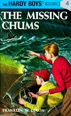 Image for MISSING CHUMS HARDY BOYS #04