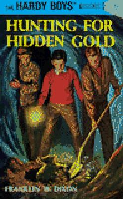 Image for HUNTING FOR HIDDEN GOLD HARDY BOYS #05
