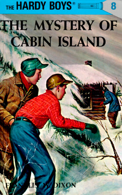 Image for The Mystery of Cabin Island (Hardy Boys, Book 8)