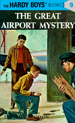 Image for The Great Airport Mystery (Hardy Boys, Book 9)