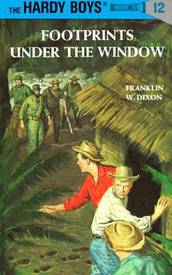 Image for Footprints Under the Window (Hardy Boys, Book 12)
