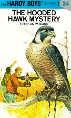 Image for The Hooded Hawk Mystery (Hardy Boys, Book 34)