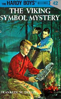Image for Hardy Boys 42: The Viking Symbol Mystery (Hardy Boys)