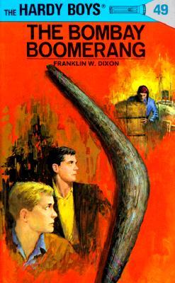 Image for The Bombay Boomerang (Hardy Boys #49) (The Hardy Boys)
